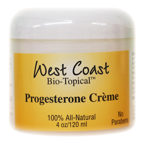 West Coast Progesterone Creme