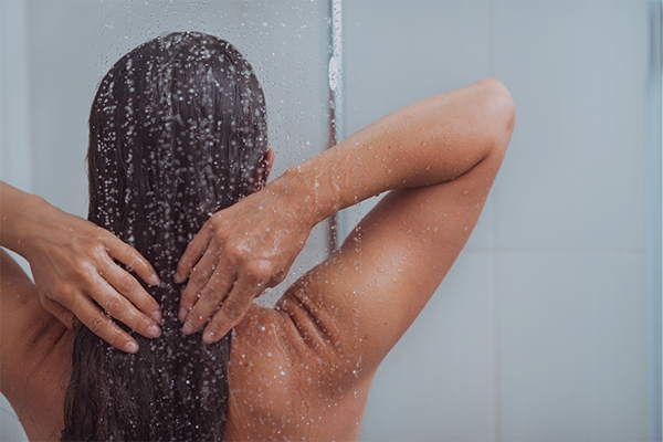 Shower Before Bed To Reduce Allergens